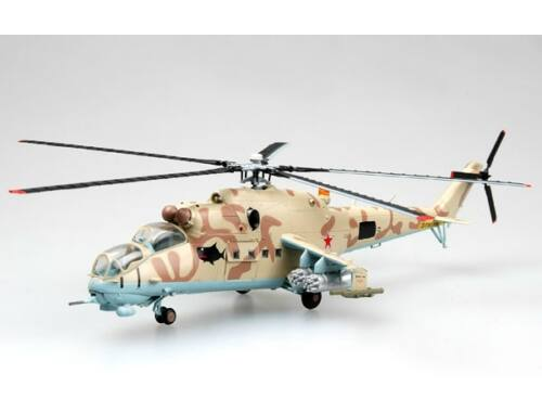 """Easy Model Mi-24 """"White 03"""" Russian Air Force 1:72 (37035)"""