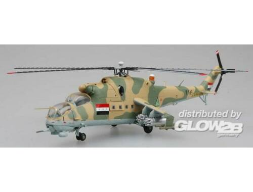 Easy Model Mi-24 No119,1984 Iraqi Air Force 1:72 (37039)