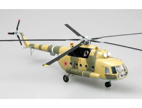 Easy Model Mi-8T, Yellow 09 Russian Air Force 1:72 (37040)