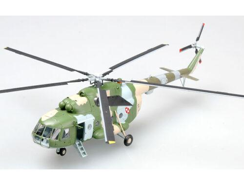 Easy Model Mi-8T White 610 Polish Air Force 1:72 (37042)