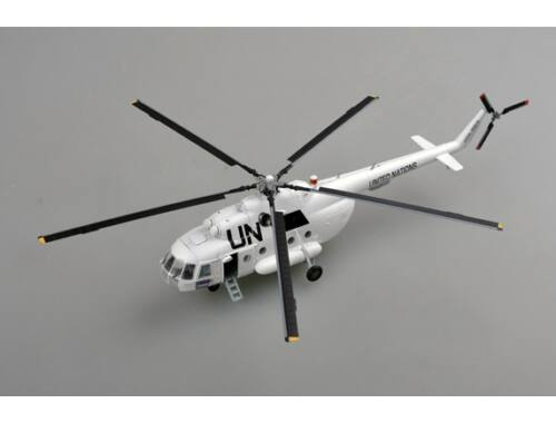 Easy Model Mi-17 United Nations,Russia No70913 1:72 (37046)