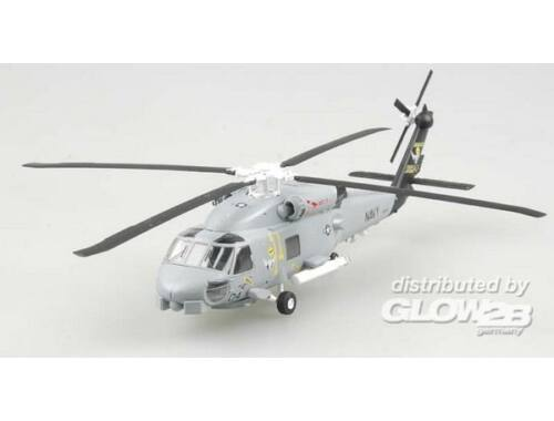 Easy Model SH-60B Seahawk,TS-00,This is the flagship of HSL-41 1:72 (37087)