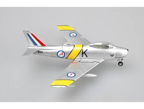 Easy Model F-86F-30 South African Air Force No.2 Squadron, Korean War 1:72 (37100)