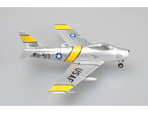 Easy Model F-86F-1-NA, 334FS USAF,Pilot Maj.James Jabara.July 1953 1:72 (37101)