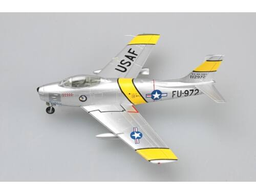 "Easy Model F-86 ""Billie/Margie"",335th FIS,Capt.Lonnie Moore,July 1953 1:72 (37102)"