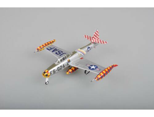 Easy Model F-84E Flown by The CO of the 86th FBW,Col Laven.Germany 1951 1:72 (37107)