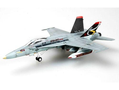 Easy Model F/A-18C US NAVY VFA-137 NE-402 1:72 (37115)