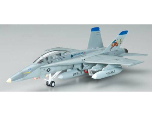 Easy Model F/A-18D US Marine VWFA(AW)-225 CE-01 1:72 (37119)