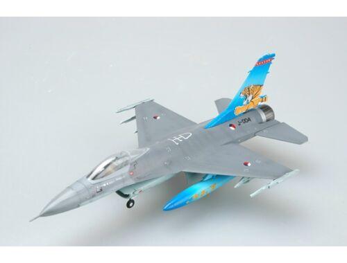 """Easy Model F-16A J-004 NTAF""""TIGER MEET"""" 1:72 (37126)"""