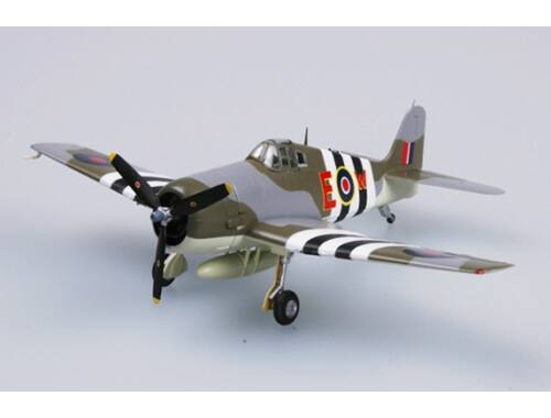 Easy Model F6F-5 Hellcat RAF 800 sqn 1:72 (37200)
