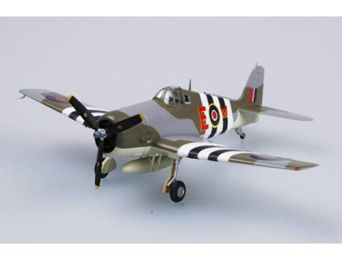 Easy Model F6F-5 Hellcat RAF 800 sqn 1:72 (37200)