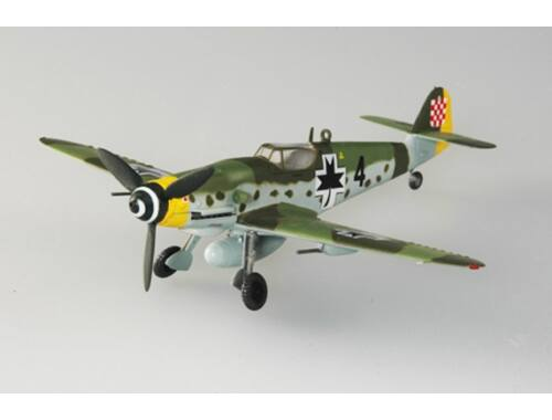 Easy Model BF-109G-10 1945 Croatia 1:72 (37202)