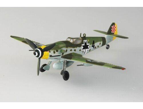 Easy Model BF-109G-10 1945 Croatia 1:72 (37202)