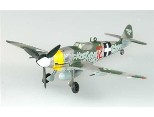 Easy Model BF-109G-10 Hungarian AF 1945 1:72 (37204)
