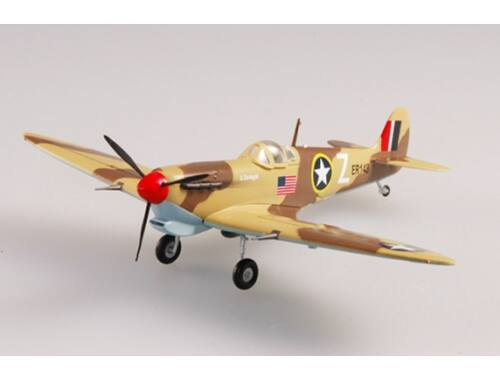 Easy Model Spitfire Mk VB USAAF 2FS 1943 1:72 (37219)