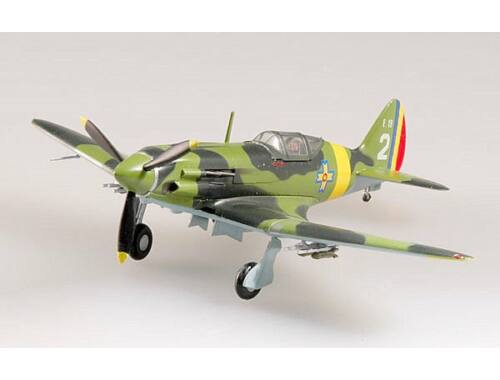 Easy Model Mig-3 Rumanian Captured 1:72 (37222)
