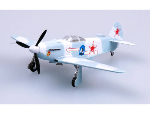 Easy Model Yak-3 303 Fighter Aviation div.1945 1:72 (37226)