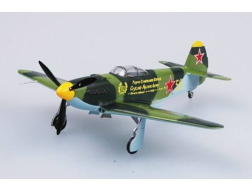 Easy Model Yak-3 Eastern Russia 1945 1:72 (37227)