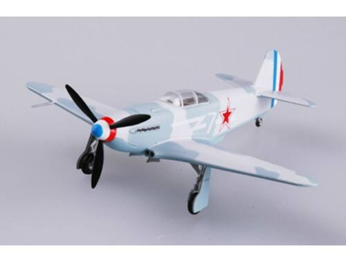 Easy Model Yak-3 1st Guards Fighter Div. 1945 1:72 (37229)