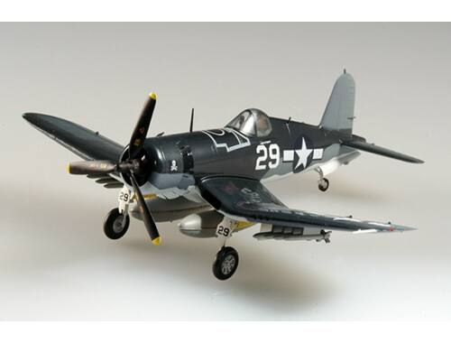 Easy Model F4U-1A VF-17 Lt. Ike Kepford 1944 1:72 (37231)