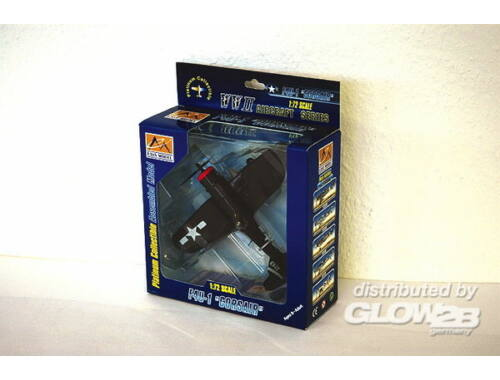 Easy Model F4U-1A USS HANCOCK 1945 1:72 (37232)