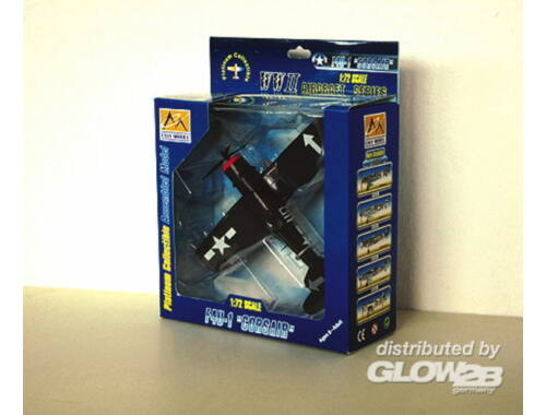 Easy Model F4U-1D VF-84 USS bunker hill1945 1:72 (37234)