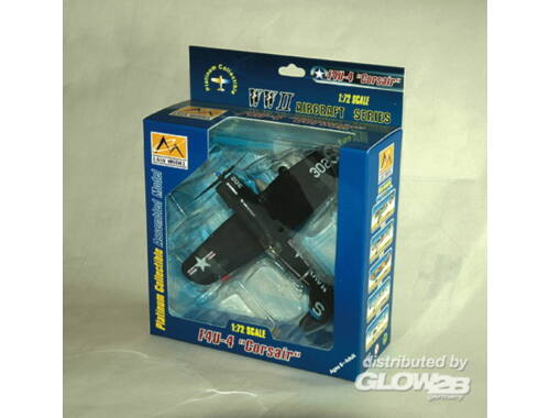 Easy Model F4U-4B VF-53 Essex Korean 1952 1:72 (37236)