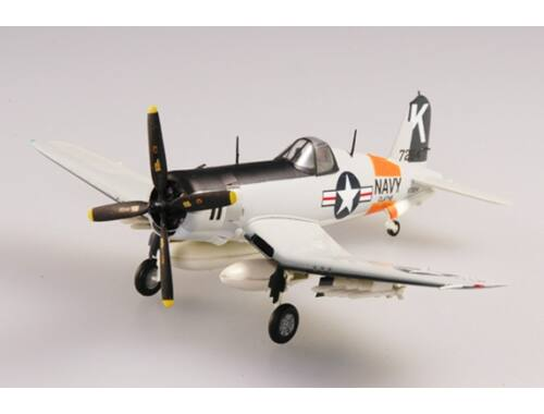 Easy Model F4U-4 USN KANSAS 1956 1:72 (37240)