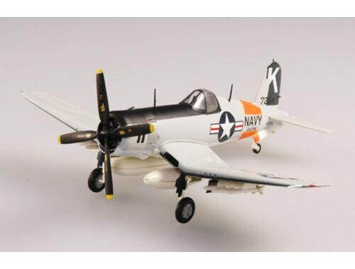 Easy Model F4U-4 USN KANSAS 1956 1:72 (37240)