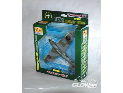 Easy Model Hurricane MK11 87 Sqn 1942 1:72 (37241)