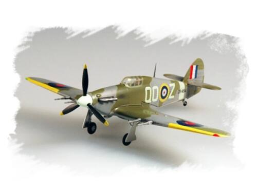 Easy Model Hurricane Mk 11 3 Sqn RAF 1942 1:72 (37242)