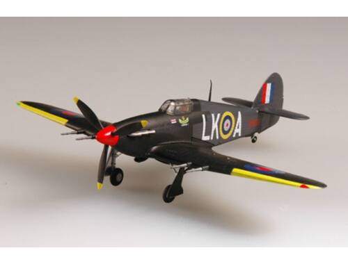 Easy Model Hurricane Mk11 87 Sqn lead1940/41 1:72 (37245)