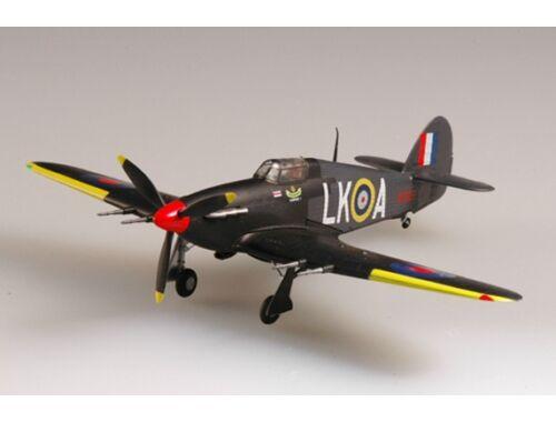 Easy Model Hurricane Mk11 87 Sqn lead1940/41 1:72 (37245)
