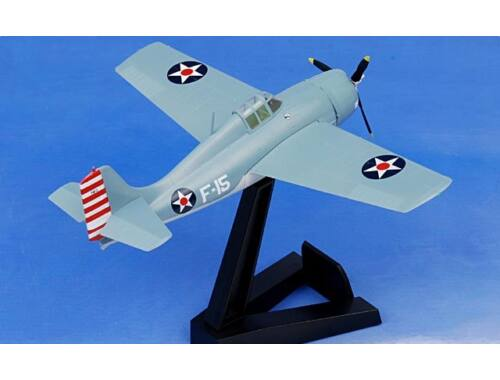 Easy Model F4F-4 Wildcat VF-3 USS lexington 1:72 (37246)