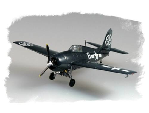 Easy Model F4F-4 Wildcat VC-93 USS 1945 1:72 (37249)