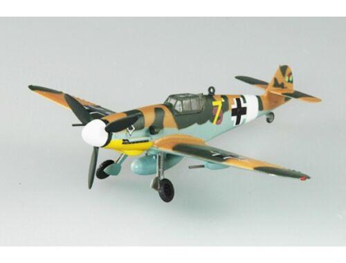 Easy Model BF-109G-2 III. /JG53 1943 Tunisia 1:72 (37252)