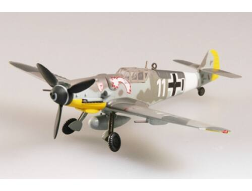 Easy Model BF-109G-6 VII. /JG3 1944 Germany 1:72 (37256)