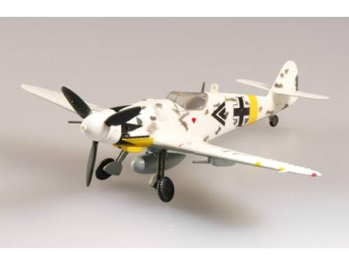Easy Model BF-109G-6 I. /JG53 1945 in Hungary 1:72 (37259)