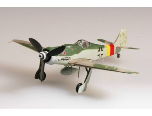 Easy Model Fw190D-9 IV. /JG3 1945 1:72 (37262)