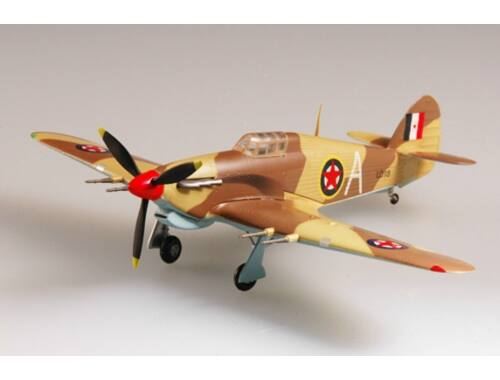 Easy Model Hurricane MKII 1944 Yugoslavia 1:72 (37268)