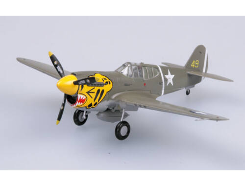Easy Model P40E 11FS 343FG 1942 1:72 (37272)