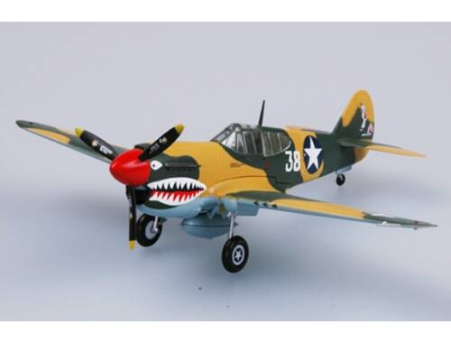 Easy Model P40E 16FS 23FG 1942 1:72 (37274)