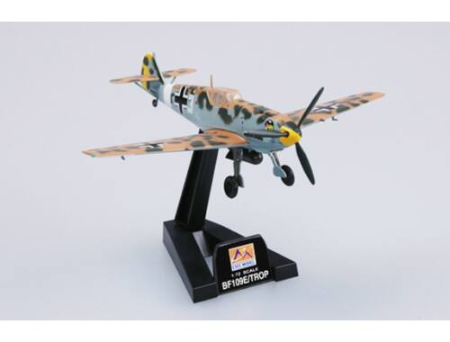 Easy Model BF-109E-7/TROP 1/JG27 Marseille 1:72 (37279)