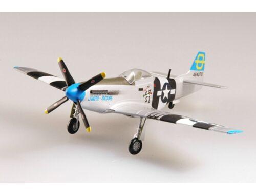 Easy Model P-51D 3FS,3FG,5AF 1:72 (37291)