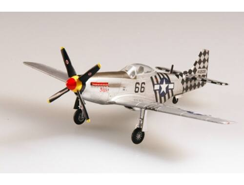 Easy Model P-51K 6ACA 1ACG India 1945 1:72 (37295)