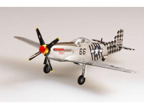 Easy Model P-51K 6ACA 1ACG India 1945 1:72 (37295)