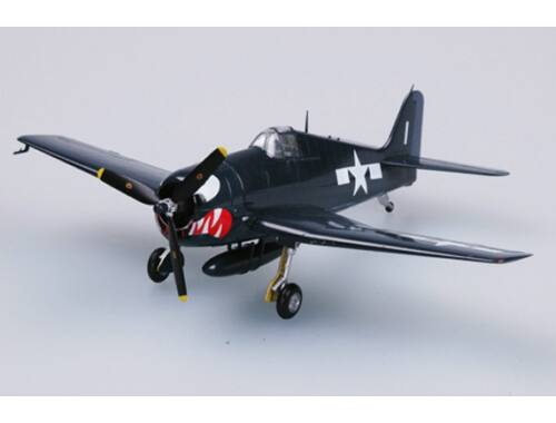 Easy Model F6F-5 VF-27 USS Princeton 1944 1:72 (37297)