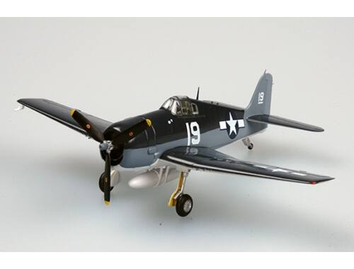 Easy Model F6F-5 VF-6 USS INTREPID 1944 1:72 (37298)
