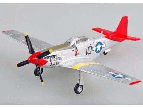 Easy Model P-51D Mustang 1/72 (39201)