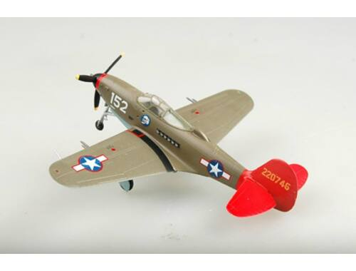 Easy Model P-39Q Aircobra 1:72 (39203)